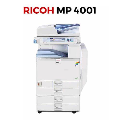Gia Máy photocopy Ricoh 4001 tại tphcm