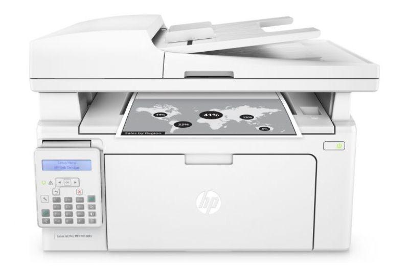 Máy in laser trắng đen HP Pro MFP M130FN (G3Q59A) Tân Đại Phát