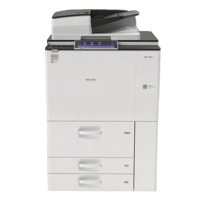 Máy photocopy cũ Ricoh MP 7503 nhập khẩu Tân Đại Phát