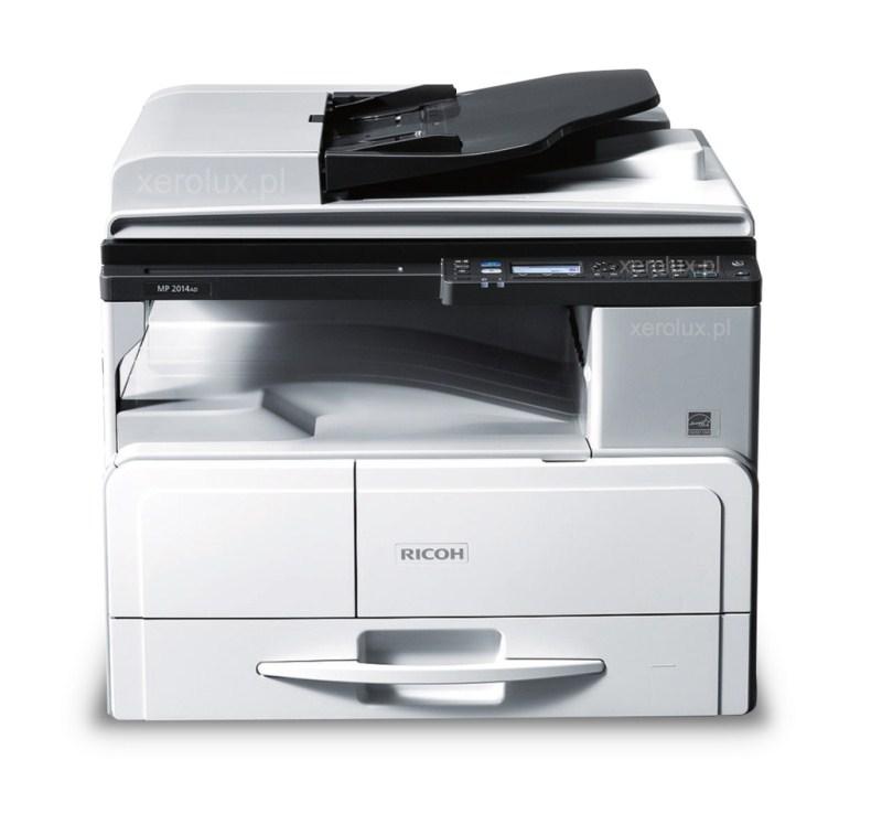 Máy photocopy mới Ricoh Aficio MP 2014D nhập khẩu Tân Đại Phát