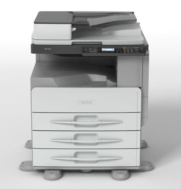 Máy photocopy mới Ricoh Aficio MP 2501SP nhập khẩu Tân Đại Phát