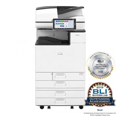 Giá máy photocopy Ricoh IM c3000 xuất nhập khẩu