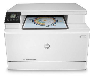 Máy in laser màu HP Pro MFP M180N (T6B70A) Tân Đại Phát