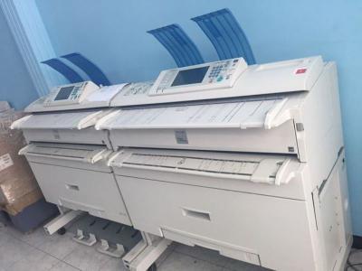 Máy photocopy cũ A0 Ricoh W3601 nhập khẩu Tân Đại Phát
