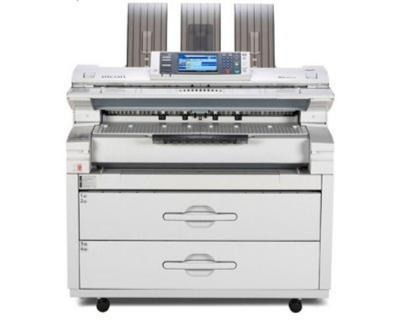 Máy photocopy cũ A0 Ricoh W7140 nhập khẩu Tân Đại Phát
