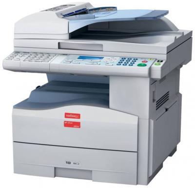 Máy photocopy cũ Ricoh MP 201SPF nhập khẩu Tân Đại Phát