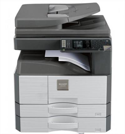 Máy photocopy cũ Sharp AR-6026N nhập khẩu Tân Đại Phát