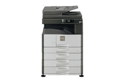 Máy photocopy cũ Sharp MX-M464N nhập khẩu Tân Đại Phát