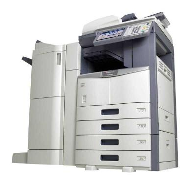 Máy photocopy cũ Toshiba e-Studio 455 nhập khẩu Tân Đại Phát