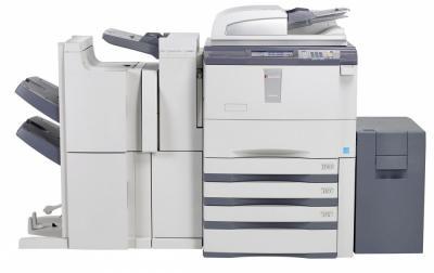 Máy photocopy cũ Toshiba e-Studio 756 nhập khẩu Tân Đại Phát