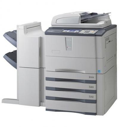 Máy photocopy cũ Toshiba e-Studio 855 nhập khẩu Tân Đại Phát
