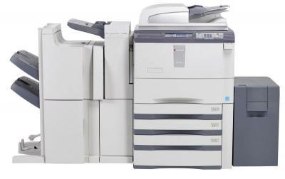 Máy photocopy cũ Toshiba e-Studio 856 nhập khẩu Tân Đại Phát