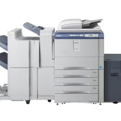 Máy photocopy cũ Toshiba e-Studio 857 nhập khẩu Tân Đại Phát