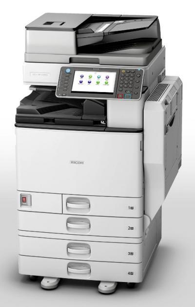 Máy photocopy màu cũ Ricoh MP C5502 nhập khẩu Tân Đại Phát