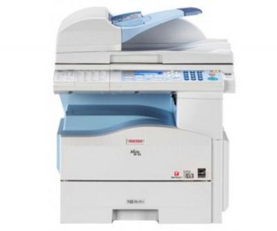 Máy photocopy mới Ricoh MP 201SPF nhập khẩu Tân Đại Phát