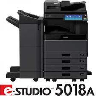Máy photocopy mới Toshiba e-Studio 5018A nhập khẩu Tân Đại Phát